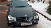 Mercedes CLK 270 cdi avangard amg so 90 000km