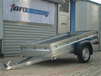 NOVA prikolka 750kg 236x125x32cm za 580evra so DDV
