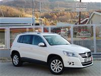 VW TIGUAN 2.0TDI 170KS EU5 PANORAMA XENON VIP AUTO