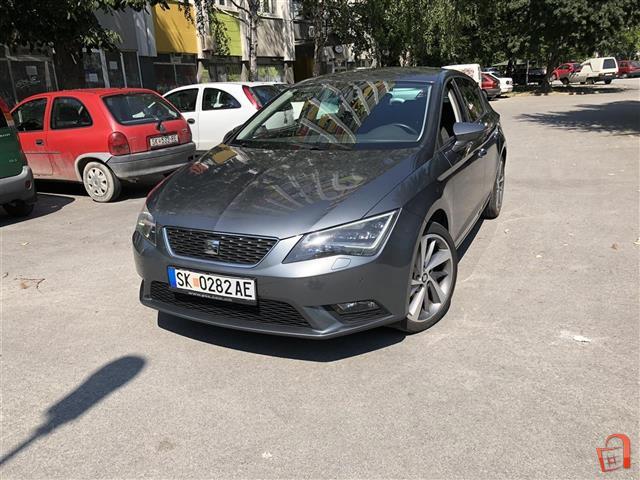 pazar3.mk - ad seat leon 1.4 tsi for sale, skopje, karposh, vehicles