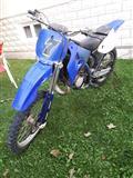 Yamaha 125 YzR full kros
