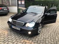 Mercedes C 320 CDi 7G 240ps