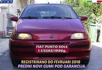 FIAT PUNTO1.1/96//PLIN/NOVI GUMI/REGISTRIRANO/EVTI