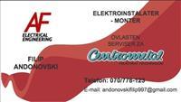 Elektricar Ovlasten servis za Centrometal