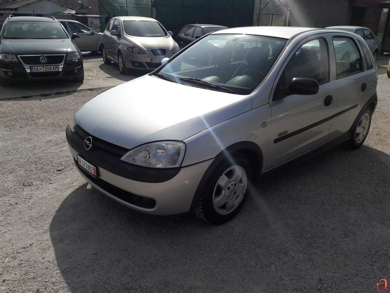 ad opel corsa 1 4 66 kw 90 ps ch for sale skopje gjorce petrov vehicles. Black Bedroom Furniture Sets. Home Design Ideas