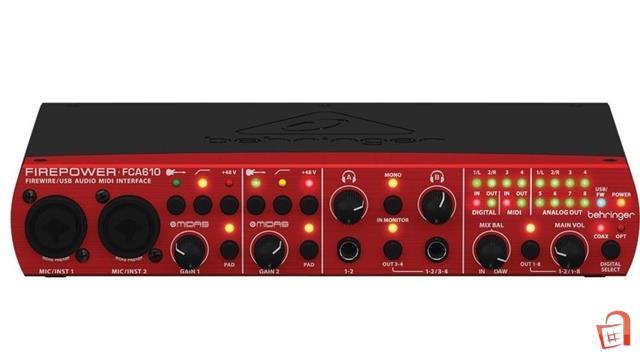 Pazar3 Mk Ad Audio Karta Behringer Fca610 For Sale Skopje Gjorce