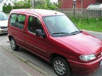 CITROEN BERLINGO 1.9Dizel 67KS MULTISPASE MK-98