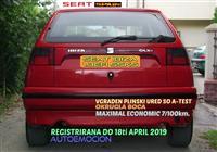 SEAT IBIZA 1.3 EFI -95