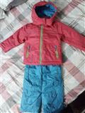 Detski jakna i pantaloni za sneg 98-104cm