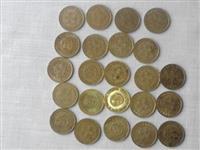 Paricki mileniumski moneti