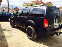 NISSAN PATHFINDER 2.5 D 177ks 4x4 2007 god