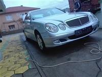 Mercedes E 270 Elegance registriran cela godina