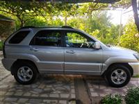 Kia Sportage -08 CRDi 2.0 117 ks 4x4 AWD
