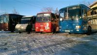 Avtobusi Iveco i Dennis javelin