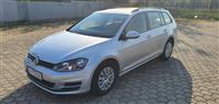 VW Golf 7 VARIANT 1.6 - 2014 110hp