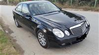 Mercedes E 200 cdi Facelift