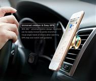Magneten drzac za telefon vo avtomobil