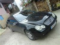 Mercedes C 220 Cupe