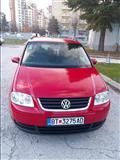 VW Touran 2.0 TDI 03 7 sedista