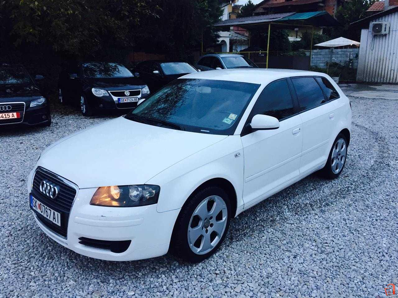 ad audi a3 2 0 tdi automatik 06 for sale skopje gjorce petrov vehicles. Black Bedroom Furniture Sets. Home Design Ideas
