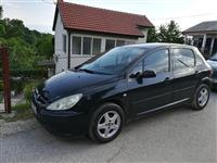 Peugeot 307 1.6 hdi 110ks