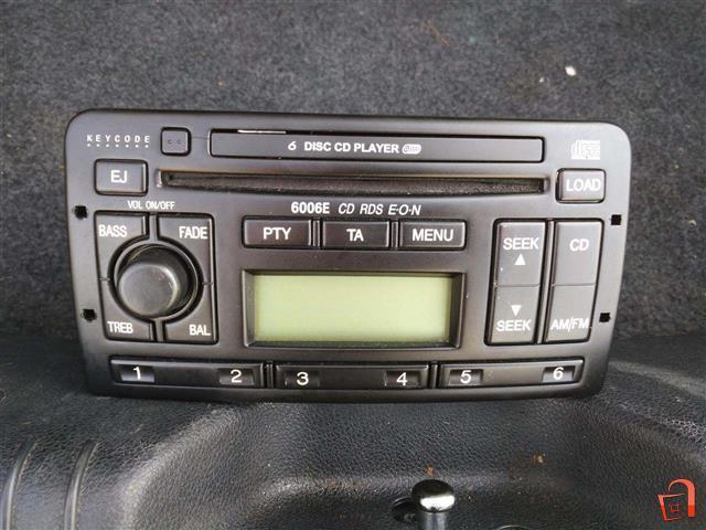 Top Pazar3.mk - Ad Radio za Ford Mondeo Mk3 i Cd changer For sale  AL-22