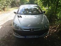 Peugeot 206 CC 1.6 2003 god