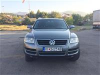 VW TOUAREG R5 174 ks -04 4x4