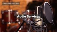 Audio reklami originalna muzika obrabotka audio