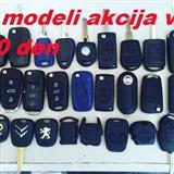 Kluc Opel Bmw Peugeot Citroen Vw Audi Skoda