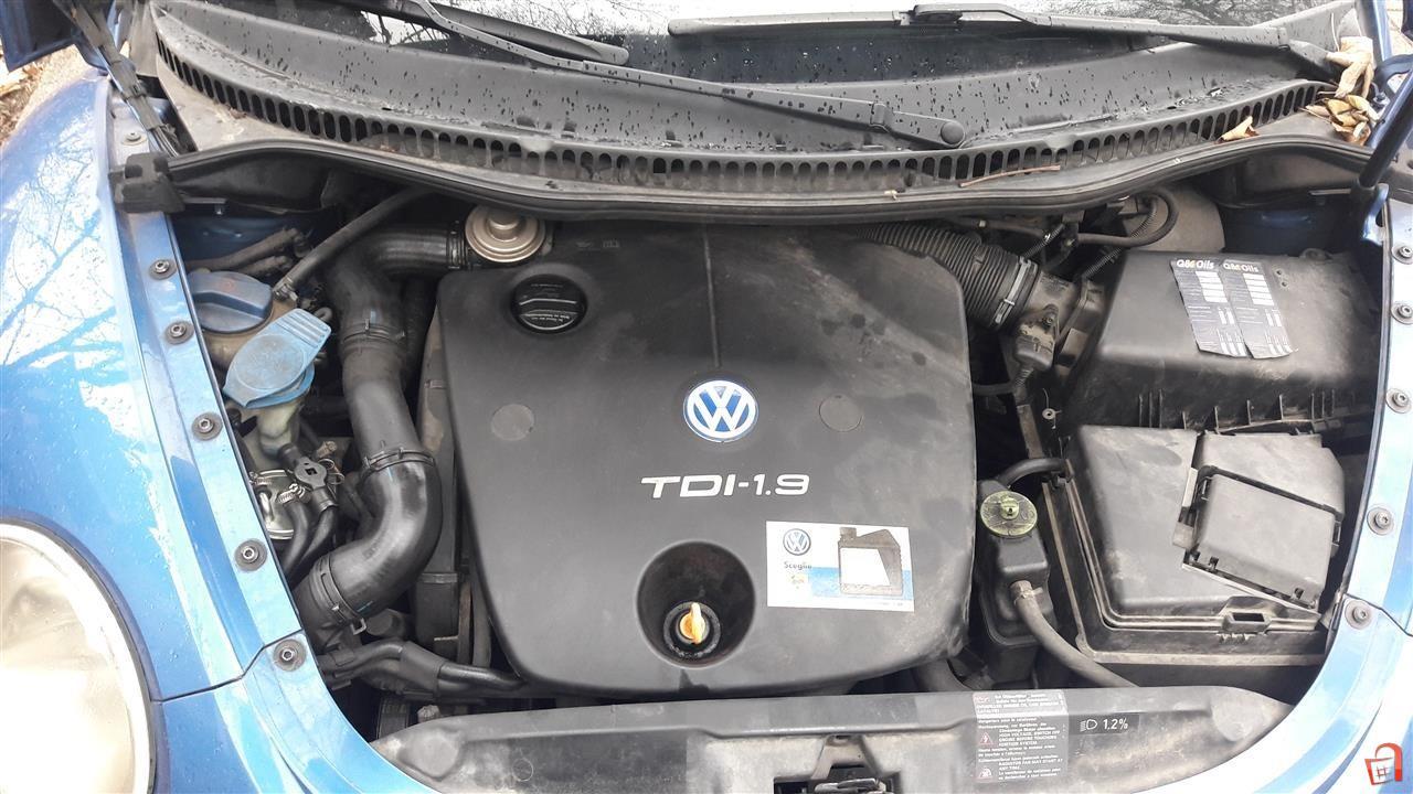 5f09652abbc Ad VW Beetle 1.9 tdi for-sale, skopje, karposh, VEHICLES ...