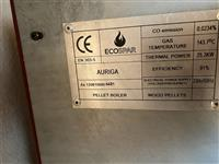 Se prodava kamin na peleti Ecospar Auriga 25kw