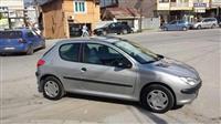 Peugeot 206 na germanski tablici -00