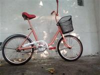 Tocak velosiped Poni