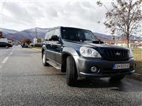Hyundai Terracan menuvam za kamionce
