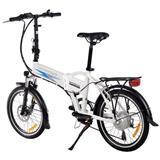 Sklopuvacki elektricen velosiped Longwise Q9