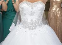 Vencanica fustan i bardhe
