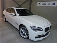 BMW 740 xdrive M-Pacet