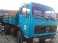 Mercedes 12-13 MEILLER KIPPER