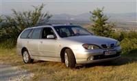 Nissan Primera karavan registrirana cela godina