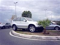 BMW X5 -03 zamena motor sport