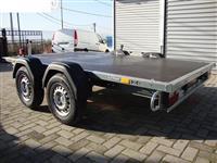 Prikolka Stema 2700kg 3x1.8m Germanska Nova