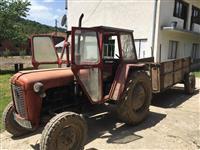 Traktor i zemjodelski mashini