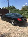 Mercedes-Benz C220d Coupe AMG paket