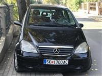 Mercedes A 170 Mnogu Socuvan
