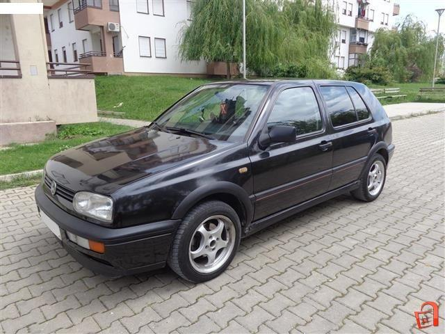 ad vw golf 3 1 9 gt tdi 110ks full oprema 97 for sale veles veles vehicles. Black Bedroom Furniture Sets. Home Design Ideas