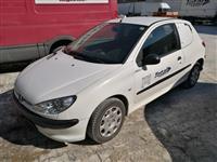Peugeot 206 1.4 HDI Tovarno