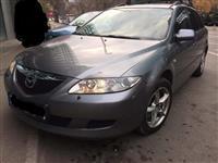 Mazda 6 136 ks. samo za ljubiteli na mazda
