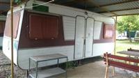 Kamp prikolka Treska