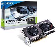 MSI GTX660 TF 2GD5/OC